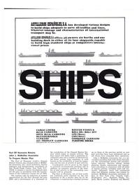 Maritime Reporter Magazine, page 52,  Nov 1977 transportation consultants