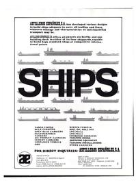 Maritime Reporter Magazine, page 54,  Nov 1977 ESSA
