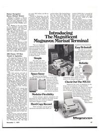 Maritime Reporter Magazine, page 65,  Nov 1977 Delaware