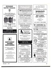 Maritime Reporter Magazine, page 67,  Nov 1977 New Jersey