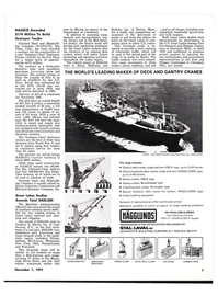 Maritime Reporter Magazine, page 5,  Nov 1977 Indiana