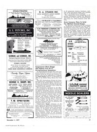Maritime Reporter Magazine, page 69,  Nov 1977 South Carolina