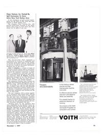 Maritime Reporter Magazine, page 73,  Nov 1977 Ontario