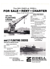 Maritime Reporter Magazine, page 74,  Nov 1977 boom travel