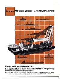 Maritime Reporter Magazine, page 7,  Nov 1977 Blohm+Voss AG