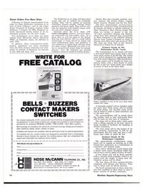 Maritime Reporter Magazine, page 12,  Nov 15, 1977 Scott Lithgow