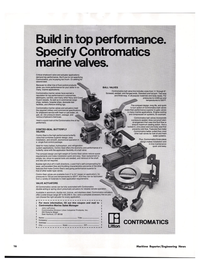 Maritime Reporter Magazine, page 14,  Nov 15, 1977 stainless steel