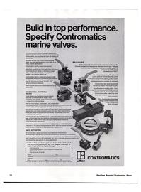 Maritime Reporter Magazine, page 14,  Nov 15, 1977