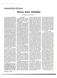 Maritime Reporter Magazine, page 15,  Nov 15, 1977 One World Trade Center