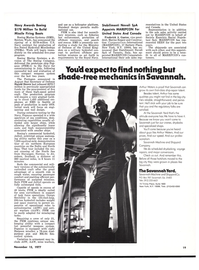 Maritime Reporter Magazine, page 17,  Nov 15, 1977