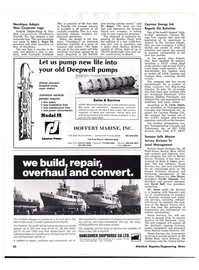 Maritime Reporter Magazine, page 20,  Nov 15, 1977 Middle East