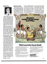 Maritime Reporter Magazine, page 21,  Nov 15, 1977 Texas