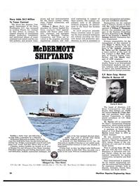 Maritime Reporter Magazine, page 24,  Nov 15, 1977