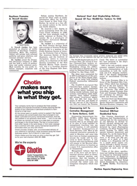 Maritime Reporter Magazine, page 26,  Nov 15, 1977 North Atlantic