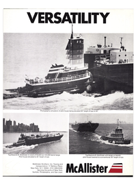 Maritime Reporter Magazine, page 1,  Nov 15, 1977 transportation