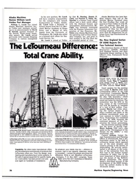 Maritime Reporter Magazine, page 4th Cover,  Nov 15, 1977 Alaska