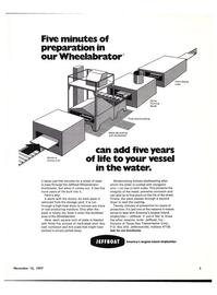 Maritime Reporter Magazine, page 3,  Nov 15, 1977 steel plate
