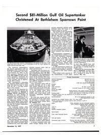 Maritime Reporter Magazine, page 5,  Nov 15, 1977 American Bureau of Ship