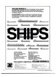 Maritime Reporter Magazine, page 10,  Dec 1977 Spain