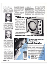 Maritime Reporter Magazine, page 19,  Dec 1977