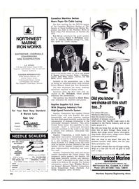 Maritime Reporter Magazine, page 20,  Dec 1977 New Jersey