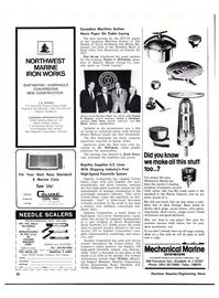 Maritime Reporter Magazine, page 20,  Dec 1977