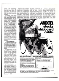 Maritime Reporter Magazine, page 23,  Dec 1977 Massachusetts