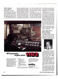 Maritime Reporter Magazine, page 24,  Dec 1977