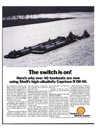 Maritime Reporter Magazine, page 25,  Dec 1977 oil filter life