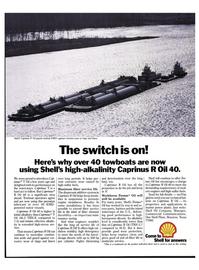 Maritime Reporter Magazine, page 25,  Dec 1977 oil filter life
