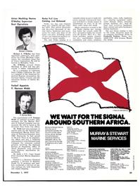 Maritime Reporter Magazine, page 27,  Dec 1977 Florida