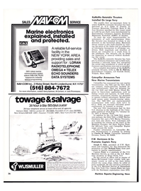 Maritime Reporter Magazine, page 4th Cover,  Dec 1977 Washington