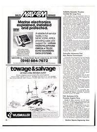 Maritime Reporter Magazine, page 4th Cover,  Dec 1977 Washington