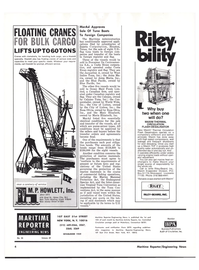 Maritime Reporter Magazine, page 2,  Dec 1977 Connecticut