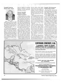 Maritime Reporter Magazine, page 10,  Jan 1978