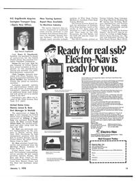 Maritime Reporter Magazine, page 11,  Jan 1978
