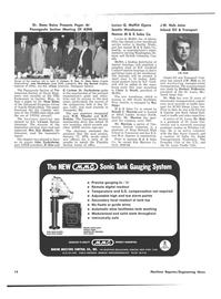 Maritime Reporter Magazine, page 12,  Jan 1978 Washington