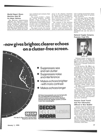 Maritime Reporter Magazine, page 15,  Jan 1978