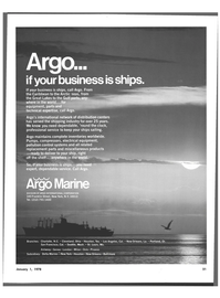 Maritime Reporter Magazine, page 19,  Jan 1978
