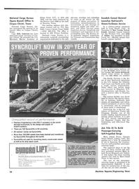 Maritime Reporter Magazine, page 22,  Jan 1978