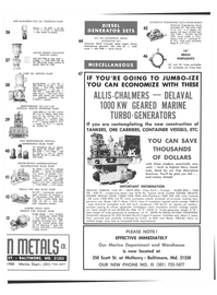 Maritime Reporter Magazine, page 27,  Jan 1978 oil coolers