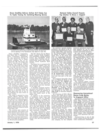 Maritime Reporter Magazine, page 35,  Jan 1978 Johnson Rubber Towknee