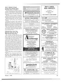 Maritime Reporter Magazine, page 37,  Jan 1978