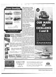Maritime Reporter Magazine, page 2,  Jan 1978 Georgia