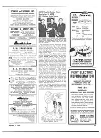 Maritime Reporter Magazine, page 39,  Jan 1978
