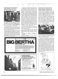 Maritime Reporter Magazine, page 42,  Jan 1978