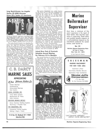 Maritime Reporter Magazine, page 44,  Jan 1978
