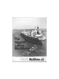 Maritime Reporter Magazine, page 1,  Mar 1978 McAllister Brothers Inc.