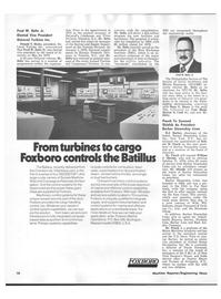 Maritime Reporter Magazine, page 8,  Jul 15, 1978 DeLaval Turbine