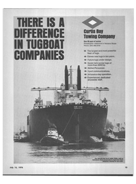 Maritime Reporter Magazine, page 11,  Jul 15, 1978 Bethlehem Steel Corporation